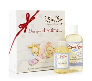 Win once upon a bedtime giftbox products