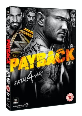 Payback 2015 dvd 3d