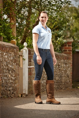 Dub medway boots full length