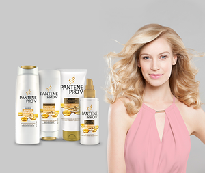 Pantene pro v perfect hydration composing 450x380