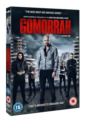 Gomorrah 3d dvd