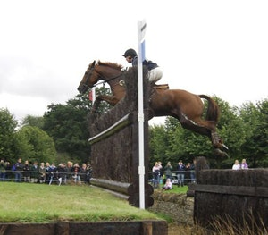Burghley horse trials yh comp