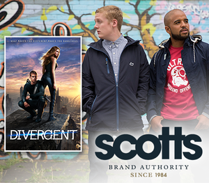 Divergent scotts image