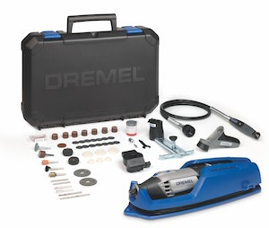 Dremel 4000 4   65 ez wrap multi tool  www dremel co uk