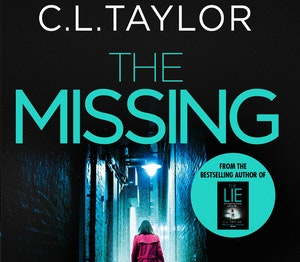 The missing   cover1