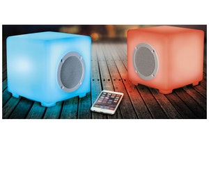 Glow stereo