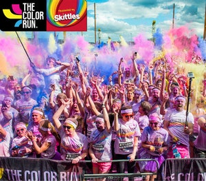 Color run competition