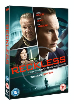 Reckless 3d dvd