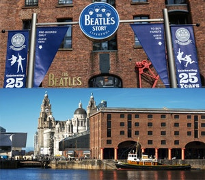 Liverpool and the beatles competition