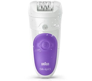 Braun epilators competition