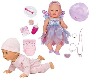 Baby born baby annabell competition