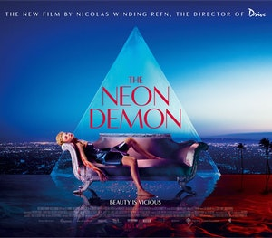The neon demon competition