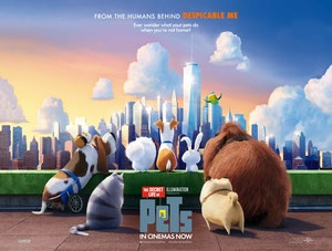The secret life of pets2