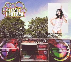 Big family festival tickets competition