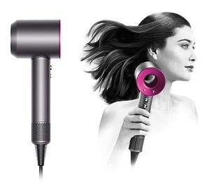 Dyson hairdryer competition