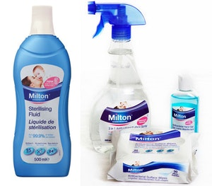 Milton hygience competition