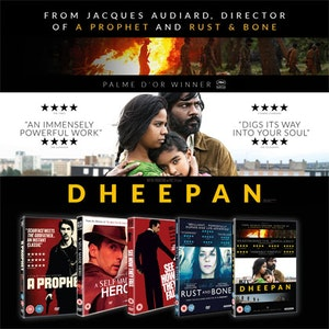 Dheepan bundle comeptition