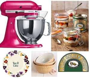 Lyle golden syrup kitchenaid emma bridgewater competition