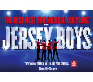 Jersey boys competition