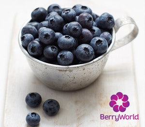 Blueberries comps