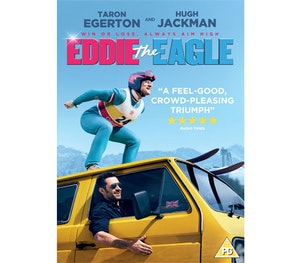 Eddie the eagle competition