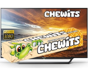 Chewits tv competition