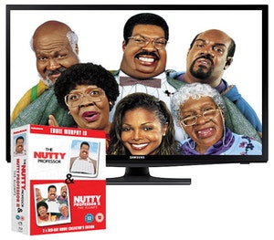 The nutty professor box set tv competition