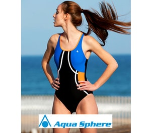 Aqua sphere swimsuits competition