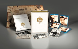Godfather trilogy box beauty packshot