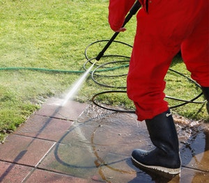 Karcher pressure washer competition