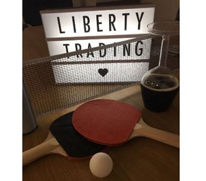Liberty trading comeptition