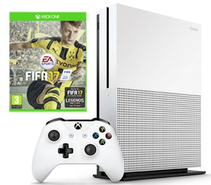 Xbox one s fifa 17 competition