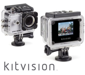 Kitvision action camera competition