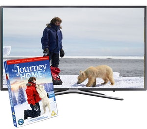 Journey home samsung tv dvd competition