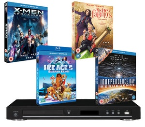 Ice age xmen independance day absoulte fabulous blu ray player competition