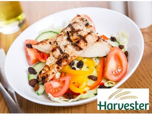 Harvester competition