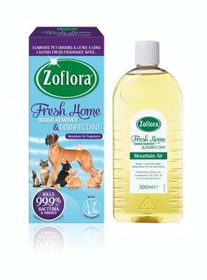 Zoflora fresh home  with bottle  500ml rrp  5 00