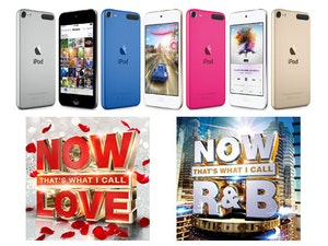Now love now r b ipod touch competition