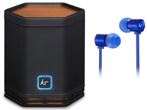 Kitsound pocket hive speaker earphones competition