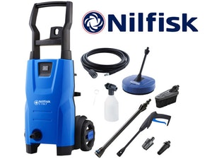 Pressure washer nilfish competition