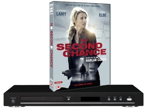 Blu ray player no second chance series dvd competition