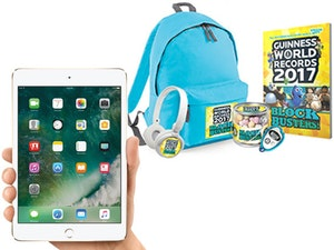 Ipad guinness world records competition