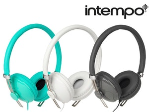 Intempo headphones
