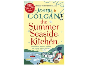 Summer seaside kitchen book competition
