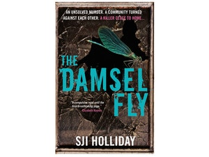 The damselfly book competition