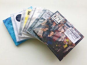 Glastonbury cds
