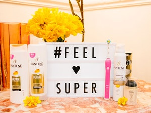 Pantene feel good hamper olay competition
