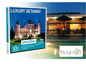 Buyagift smartbox luxury getaway competition