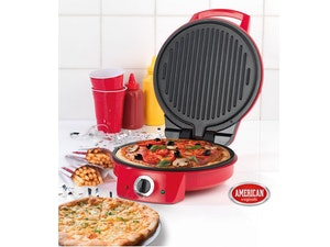 American originals pizza maker   grill competition