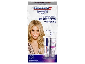 Blend a med 3d white luxe 2 phasen perfection whitening